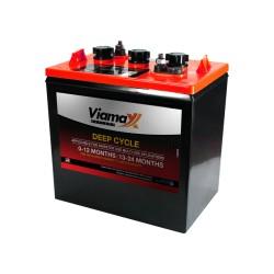 Bateria Viamax roja