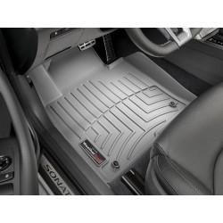 Hyundai Sonata 2015 Alfombras Weathertech 1ra y 2da filas de asientos set completo