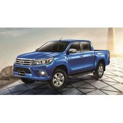 Toyota Hilux 2016 protector de cama bed liner / Duraliner