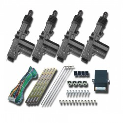 Metrix Cierre centralizado power door lock para vehiculos Kit completo