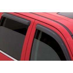 Toyota Hilux 2006-2015 Viseras de puertas tipo toldos ventvisor AVS / set de 4 piezas