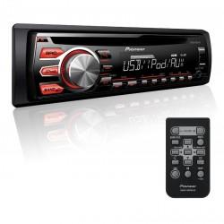 Pioneer DEH-X2700UI AM FM CD MP3 USB Auxiliar Radio Pioneer para vehiculos