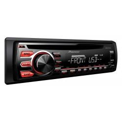 Pioneer DEH-X1710UB AM FM CD MP3 USB Auxiliar Radio Pioneer para vehiculos