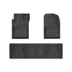 Weathertech AVM Alfombras de tres piezas universales / Alfombras para vehiculos