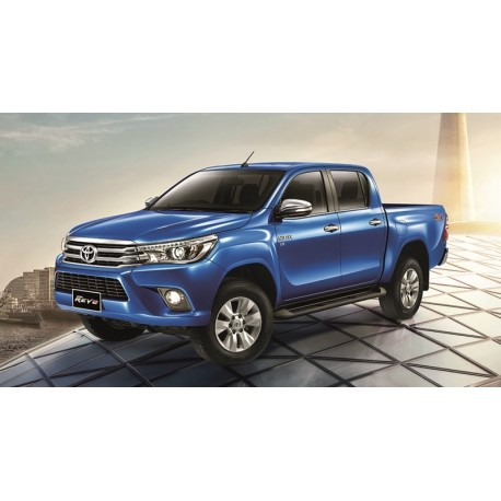 Toyota Hilux 2016 protector de cama bed liner