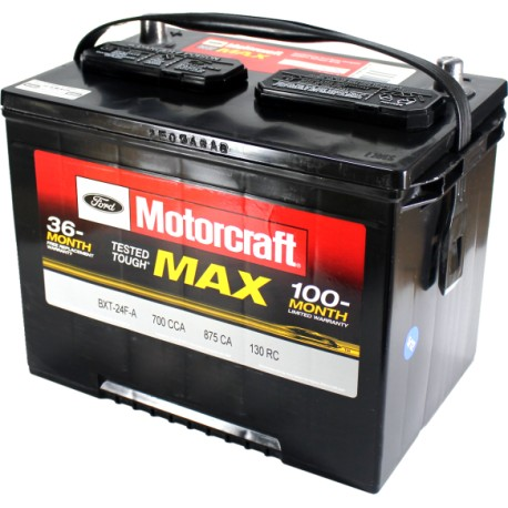 Bateria motorcraft BXT-24
