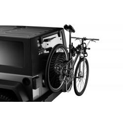 Thule Spare Me 963PRO rack porta bicicletas para vehiculos / soporta Tres bicicletas