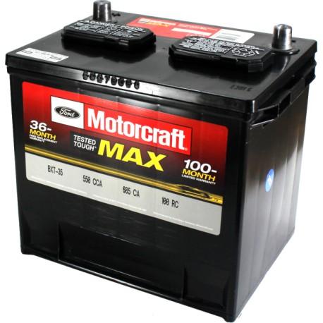 Bateria motorcraft BXT-35
