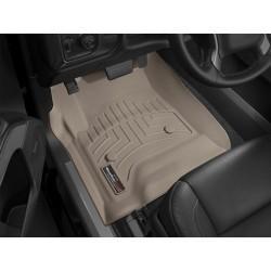 Chevrolet Tahoe 2016 Alfombras Weathertech 1ra y 2da filas de asientos set completo / Asientos de la 2da fila separados