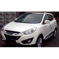 Hyundai Tucson 2011-2013 estribos laterales tipo X5 / Set de dos piezas tipo original