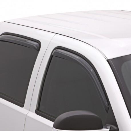 Toyota Hilux 2006-2015 Viceras de puertas tipo toldos ventvisor AVS / set de 4 piezas