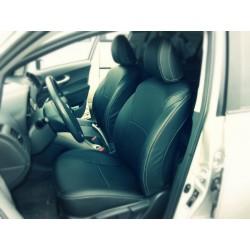 Toyota Prado Forros de asientos para vehículos en leatherette (Vynil)