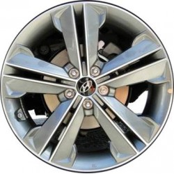 Nissan Pathfinder Frontier Navara 2013 Aros de magnesio 20 pulgadas