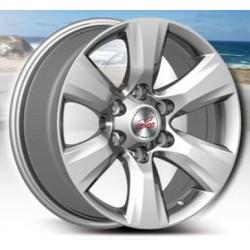 Toyota Prado Aro de magnesio en 16, 17 y 18 pulgadas
