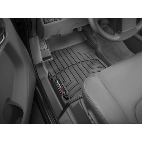 Nissan Frontier 2016 Alfombras Weathertech tipo bandeja