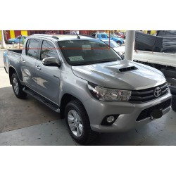 Toyota Hilux 2016 Barras de techo / Rack de techo Toyota Revo