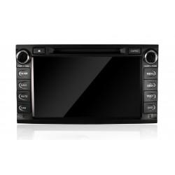 Toyota Highlander 2013 Sistema multimedia / Bluetooth / pantalla touch de 9 pulgadas / Radio tipo original reemplazo