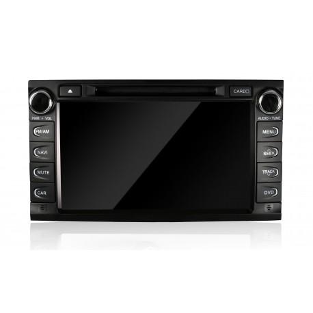 Toyota 4Runner 2010 2011 2012 2013 Sistema multimedia / Bluetooth / pantalla touch de 8 pulgadas / Radio tipo original reemplazo