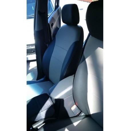 Kia Sportage 2017 Forros de asientos en leatherette (Vynil)