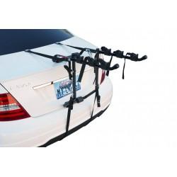 Vuelta Deluxe 3 Bike Trunk Carrier, Black / rack porta bicicletas para vehiculos / soporta tres bicicletas