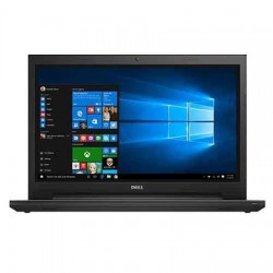 "Laptop Dell Inspiron 15.6"" Touchscreen, I3543, I3-5005U 2.00GHZ, 4GB, 1TB, DVD-RW Wavesmaxxudio Win 8.1 Ing, Webcam, Black."