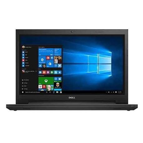 "Laptop Dell Inspiron 15.6"" Touchscreen, I3543, I3-5005U 2.00GHZ, 4GB, 1TB, DVD-RW Wavesmaxxudio Win 8.1 Ing, Webcam, Black."