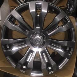 Nissan Frontier 2016 Aros de magnesio 20 y 22 pulgadas