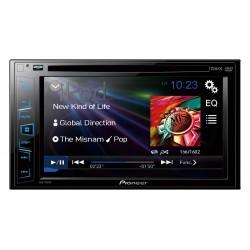 Radio multimedia para vehiculos Pioneer AVH-175DVD
