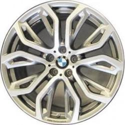 BMW X5M / X6M Aro tipo original en 22 pulgadas