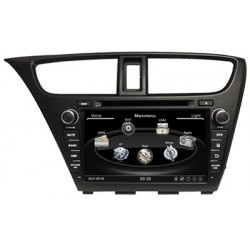 Radio DVD Honda Civic 2014