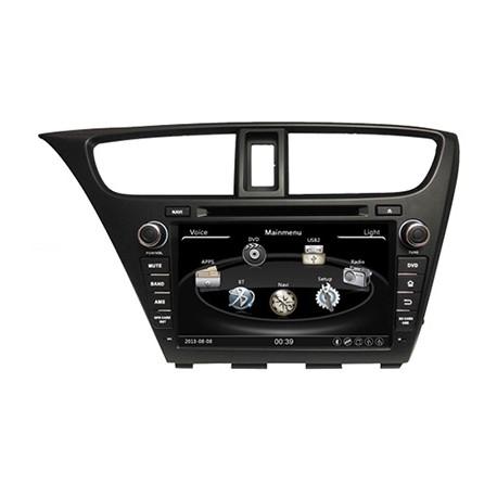 Radio DVD Honda Civic 2014