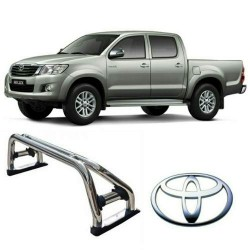 Roll Bar Antivuelco Toyota Hilux