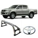 Toyota Hilux Barra Ntivuelco-Roll Bar