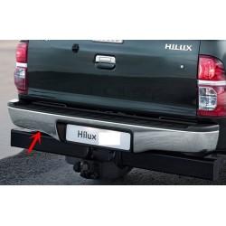 Toyota Hilux Bumper Trasero Tipo Original / Aplica para toyota hilux 2009 2010 2011 2012 2013 2014 2015