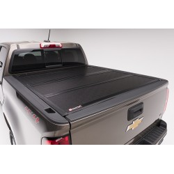 2015-2016 Chevrolet Colorado Hard Folding Tonneau Cover (5' BED) | BAKFLIP G2 - 26126