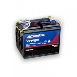 Bateria AC Delco Voyager M24MF Bateria marina de ciclo profundo en 12 voltios libre de mantenimiento