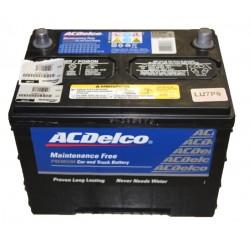 24R-6MF Bateria AC Delco libre de mantenimiento
