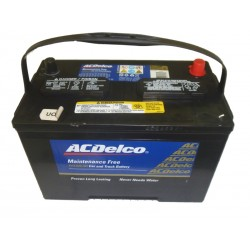 27-7MF Bateria AC Delco libre de mantenimiento