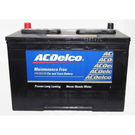 27F-7MF Bateria AC Delco libre de mantenimiento