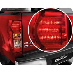 Isuzu D-Max 2012-2015 Farol EsquineroTrasero izquierdo o derecho Tipo Original