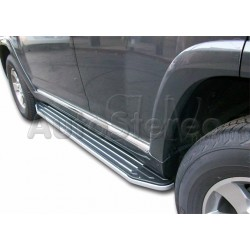 Estribos Toyota Highlander 2009-2013