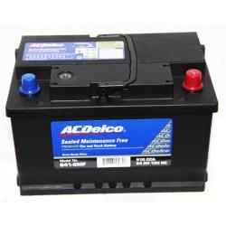 48-6MF Bateria AC Delco libre de mantenimiento