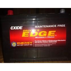 Bateria Exide 58-540