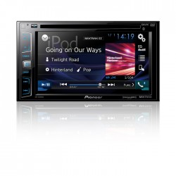 AVH-X2800BS Pioneer Multimedia Radio doble din con DVD pantalla touch y Bluetooth