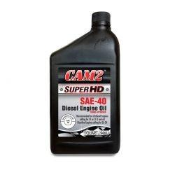 Aceite de motor Super HD SAE-40 para motores Diesel / Caja de 12/ 1/4