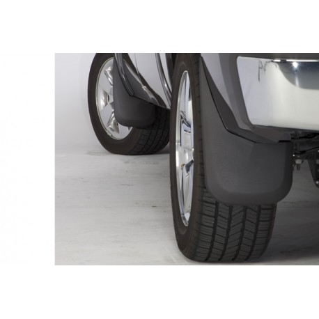 Toyota 4Runner 2010-2013 Chapaletas de guarda lodo Husky Liner / Set de 4 PCS