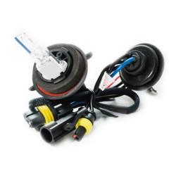 Onelux Bombillo H4 Bixenon de 100W AC / Set de dos PCS
