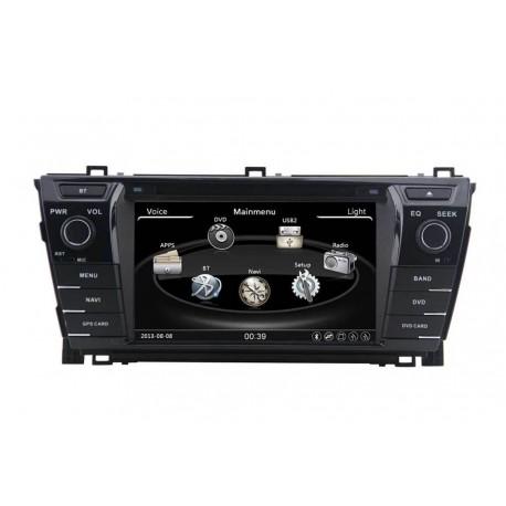 Radio DVD Toyota Corolla 2014