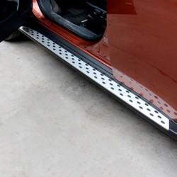 Ford Explorer 2011 2012 2013 2014 2015 Estribos laterales tipo plataforma / Set de dos piezas