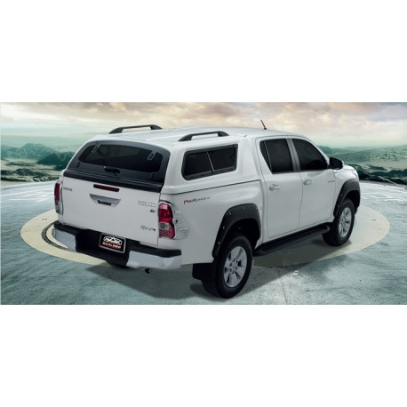 Toyota Hilux Revo 2016 2017 Camper extension de cabina Maxtop / Cupula